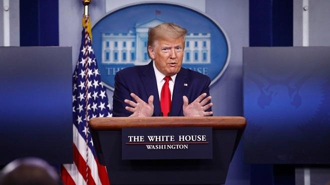 PANDÉMIE DE COVID-19 : Trump met en garde la Chine