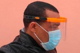 OCP/ Coronavirus : Un protecteur facial pour le corps médical