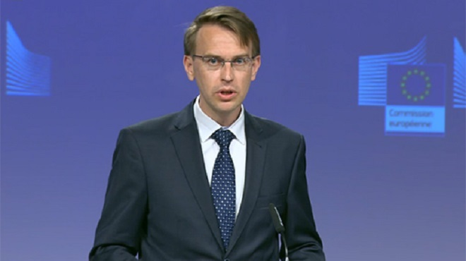 COVID-19 | Trois questions à Peter Stano, porte-parole de l'UE