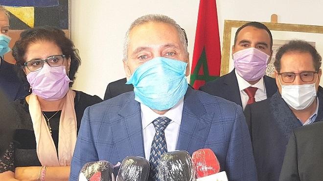 Covid-19 : Plus de 13 millions de masques de protection distribués
