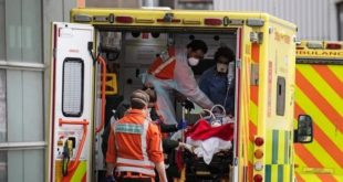 Covid-19 : Plus de 3500 morts au Royaume-Uni