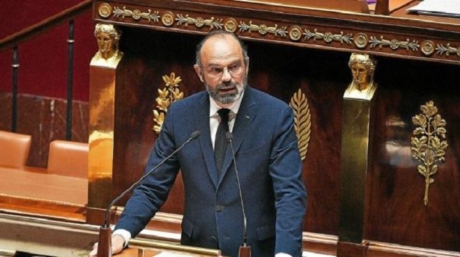 France   Discours d'Edouard Philippe sur le déconfinement