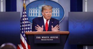 COVID-19 : Donald Trump promet de soutenir l'industrie pétrolière