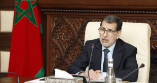 El Otmani : 80 personnes atteintes du Covid-19 sont dans un état critique