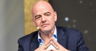 FIFA : Face au Covid-19, Infantino annonce de nouvelles mesures