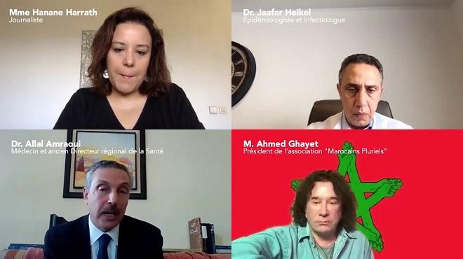 Fondation Attijariwafa bank | Le COVID-19 sous la loupe d'experts (Vidéo)