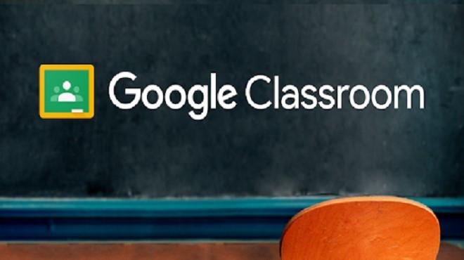 """Google Classroom : La """"classe virtuelle"""" à la maison"""