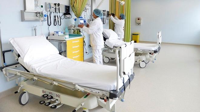 Hôpital Cheikh Khalifa : Les patients atteints du Covid-19 soignés à titre gracieux