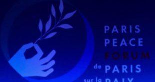 Paris | Le 3ème Forum sur la Paix maintenu en novembre