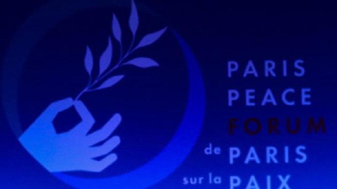 Paris   Le 3ème Forum sur la Paix maintenu en novembre