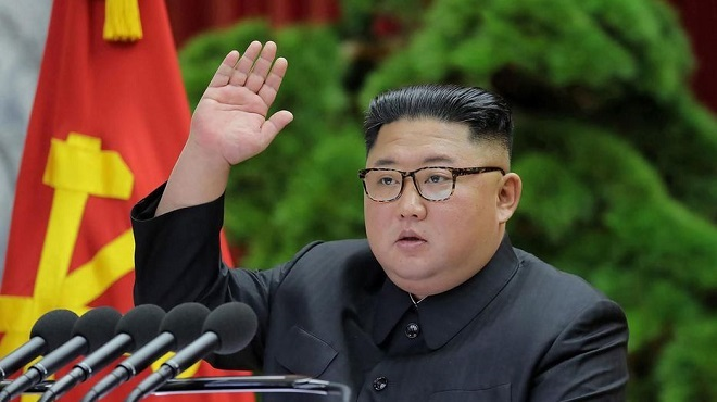 """Kim Jong Un   Le leader Nord-Coréen est """"vivant et en bonne santé"""""""