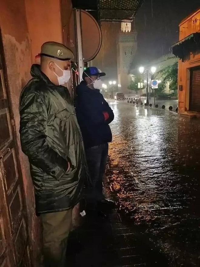 Maroc/ COVID-19   Les Forces de l'ordre sur le pied de guerre