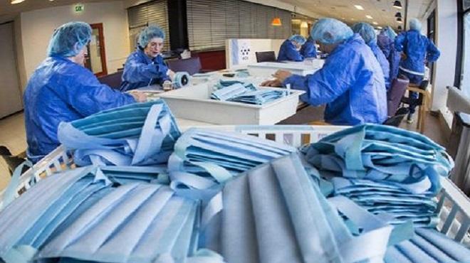 Covid-19/ Fonds spécial : Les masques de protection subventionnés mis en vente dans les pharmacies