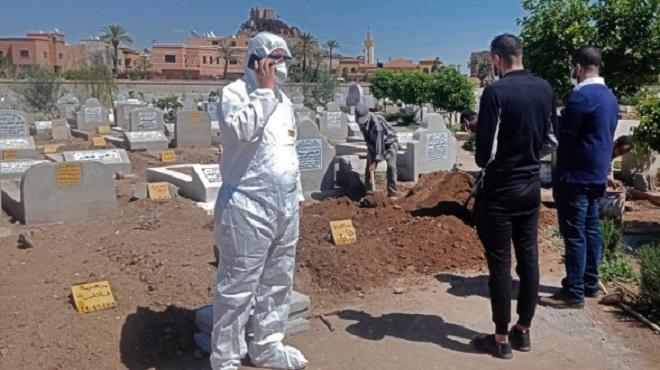Covid-19 | Le Conseil Supérieur des Oulémas autorise les inhumations sans ablutions funèbres