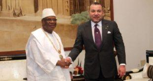 Maroc/ Mali : SM le Roi accède à la demande du président malien