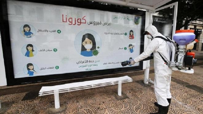 Covid-19/ Algérie : 2629 cas confirmés, 375 décès et 1047 rémissions