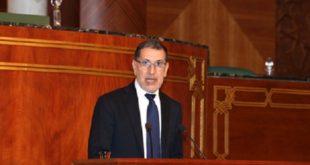 Chambre des représentants : Séance lundi consacrée aux questions de politique générale
