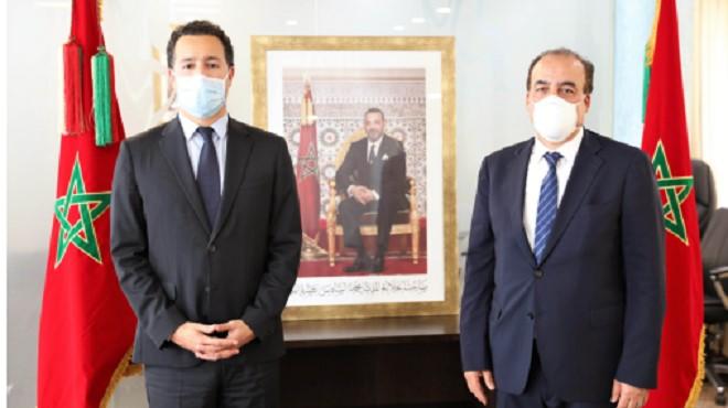 Rabat : Passation de pouvoirs entre El Ferdaous et Abyaba
