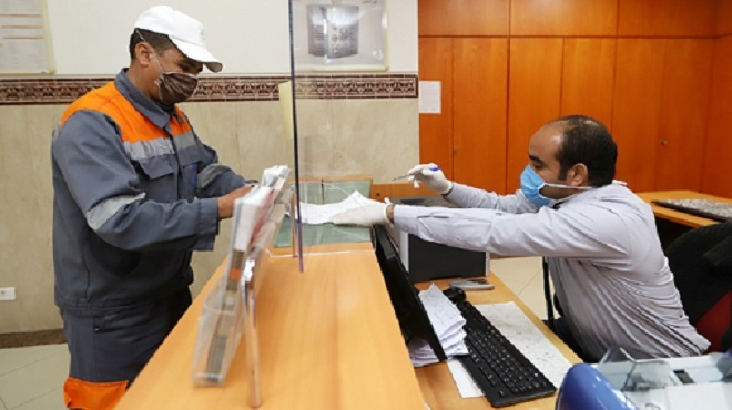 Province de Safi | Poursuite de l'opération de distribution des aides financières
