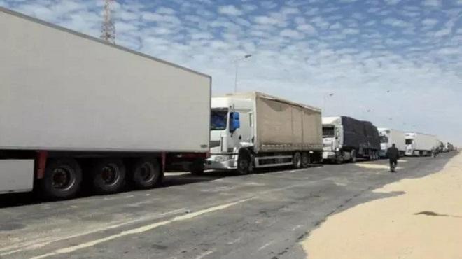 Transport de marchandises | La Mauritanie rassure les routiers marocains