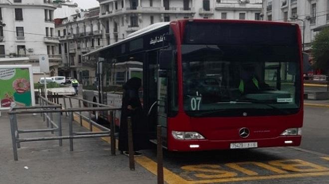 Transports en commun : Des bus provisoires en circulation à Casablanca