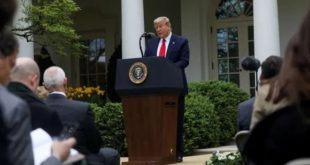 Covid-19 : Donald Trump suspend la contribution américaine à l'OMS