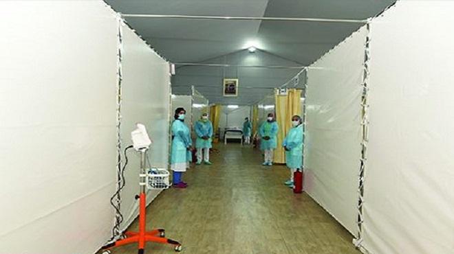 Casablanca va se doter d'un hôpital de campagne de 700 lits