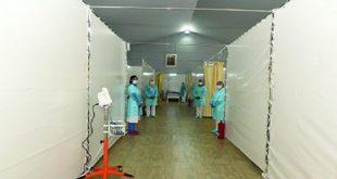 Covid-19 : Casablanca va se doter d'un hôpital de campagne de 700 lits