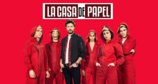 La Casa de Papel   Pas de saison 5 sur Netflix