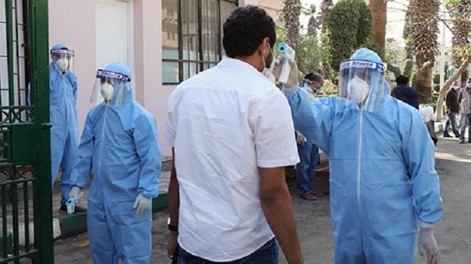 Égypte/ COVID-19 | 752 nouveaux cas, les autorités imposent un confinement plus stricte
