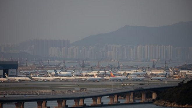 Afrique du Sud   Reprise très limitée du transport aérien