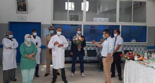Al Haouz | Le dernier patient atteint du Covid-19 quitte l'hôpital