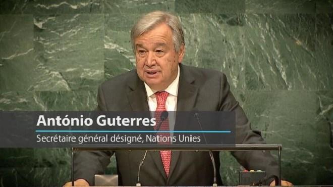 SG de l'ONU conflit libyen