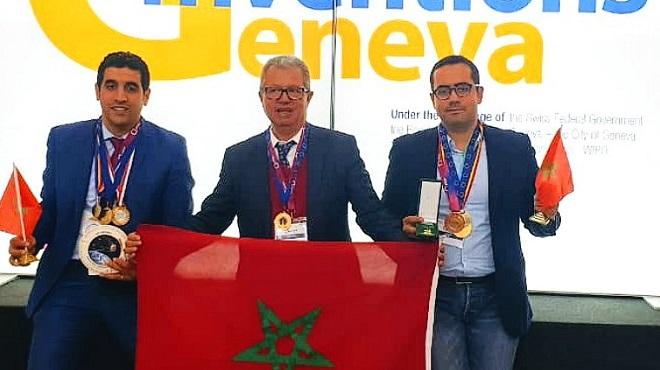 AsianInvent | Le Maroc décroche Trois Médailles