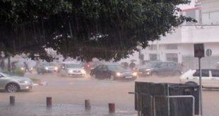 Météo | Averses orageuses jeudi dans certaines provinces du Royaume