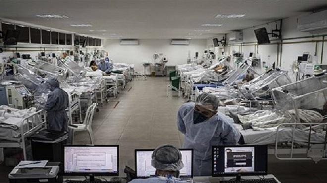 Brésil/ COVID-19 | 465.166 cas confirmés et 27.878 décès, l'économie continue sa dégringolade