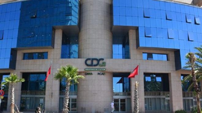 CDG Prévoyance   Paiement des pensions par anticipation