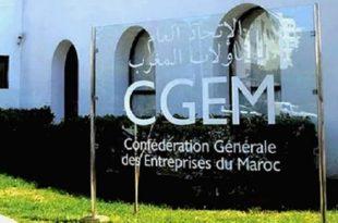 CGEM | L'Architecture globale du plan de relance proposé