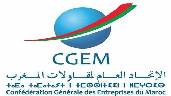 CGEM   Présentation du Plan de Relance économique nationale