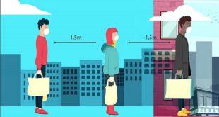 COVID-19 | Campagne digitale de sensibilisation des habitants