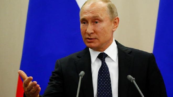 COVID-19/ Russie | La situation s'améliore selon Poutine