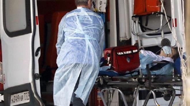 COVID-19 | 10633 nouvelles contaminations en Russie et 16639 guérisons