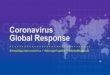 Coronavirus Global Response | Le Maroc participe avec 3 millions d'euros