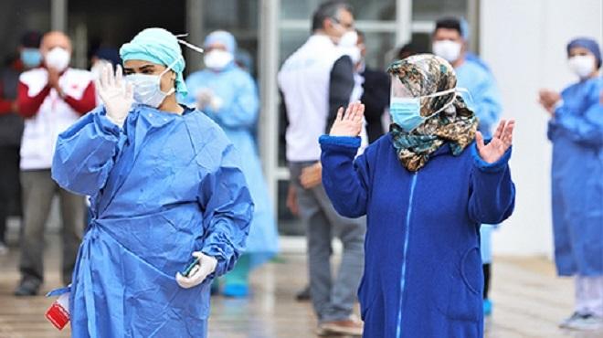 Oriental/ COVID-19 | 146 rémissions sur un total de 179 contaminations