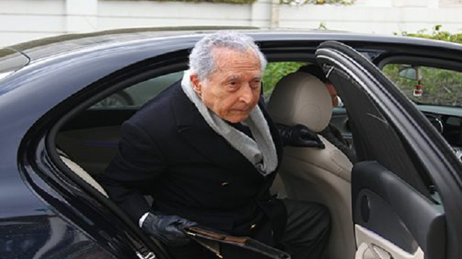 Décès de l'ancien SG de la Ligue arabe, Chedli Klibi