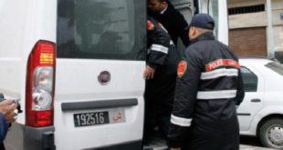 DGST/ Tanger | Interpellation de 4 individus, pour leurs liens avec des réseaux internationaux de trafic de drogues