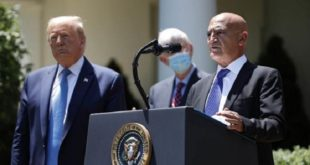 Operation Warp Speed | Trump nomme officiellement Dr Moncef Slaoui