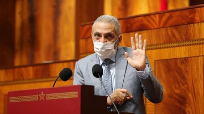 Entreprise Marocaine | L'impact économique de la pandémie (H.Elalamy)