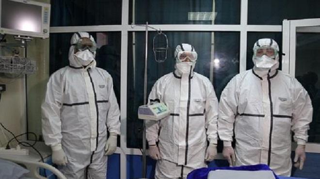 Essaouira/ COVID-19   123 cas testés négatifs, 540 au total
