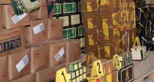 Essaouira | Saisie de plus de 257 Kg de produits impropres à la consommation